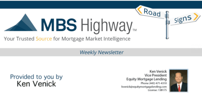 Weekly Review 3 - Owings Mills Mortgage